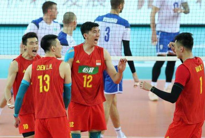 中国男排晋级决赛 将在决赛中与伊朗队相遇