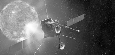 太阳轨道飞行器启程 带你去看太阳极区是什么样子