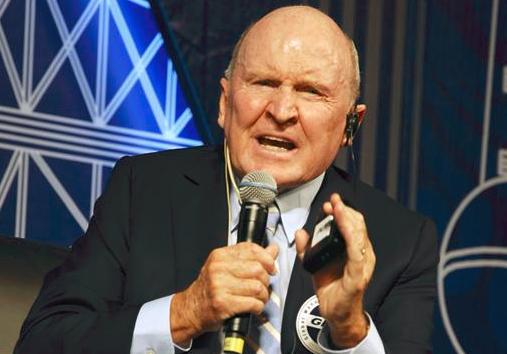 美国通用电气前董事长韦尔奇去世 享年84岁