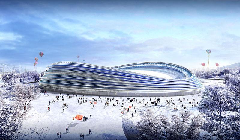 """奥运""""冠军""""已开始历练 北京冬奥会按下快进键"""