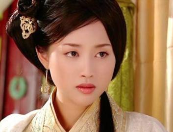 """还记得《大汉天子》""""卫子夫""""吗?一双丹凤眼有着东方古典美气质"""