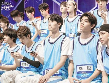 综艺节目《少年之名》热播 郭敬明鼓励选手直面质疑