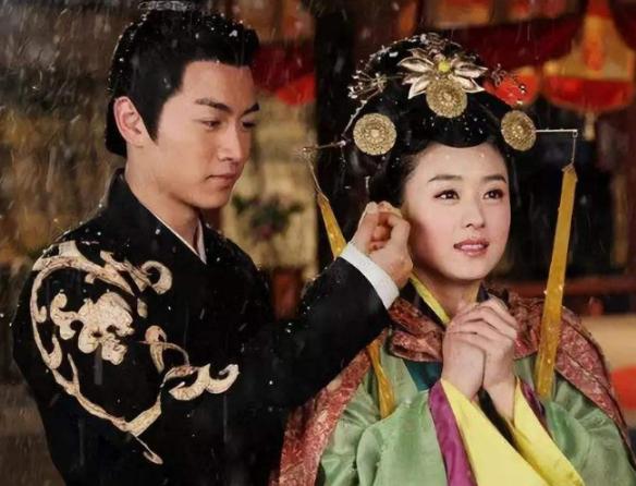 盘点赵丽颖和陈晓合作的影视剧 哪一部最让人虐心?